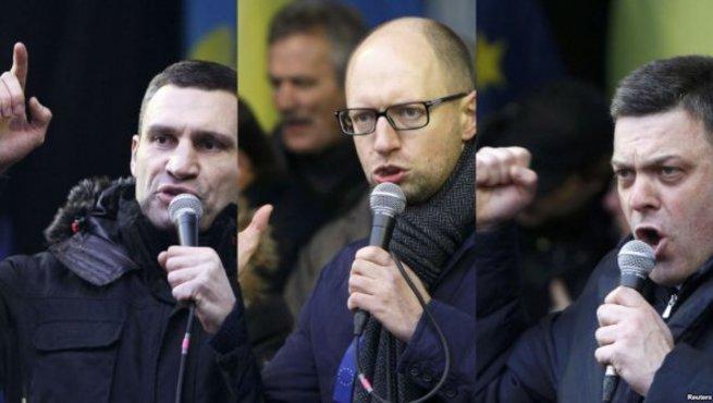 """Украине: """"Прозрели только че…"""