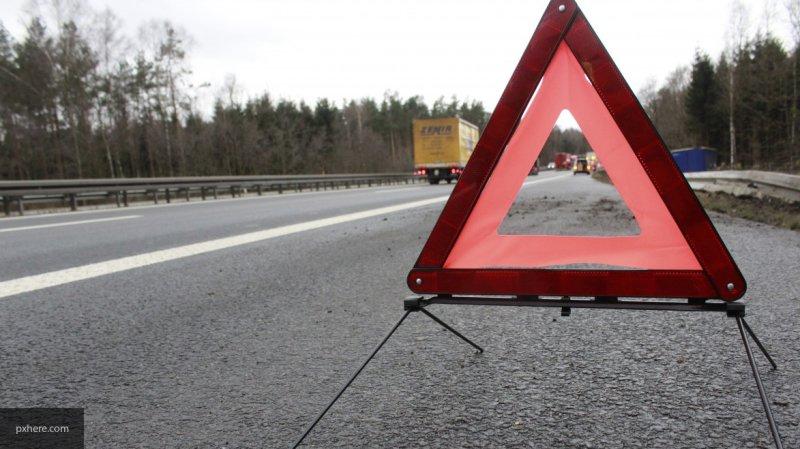 Агрессивный водитель устроил массовое ДТП в Москве, бросил машину и сбежал