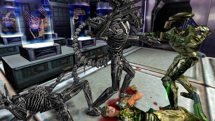 Во что мы играли 5, 10, 15 и 20 лет назад: Wolfenstein: The New Order, Plants vs. Zombies, Painkiller, Aliens vs. Predator Игры,ретро-игры