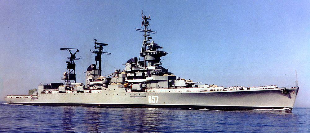 Дамаск под защитой «Жданова» В 1957-м США  уже пытались расчленить Сирию