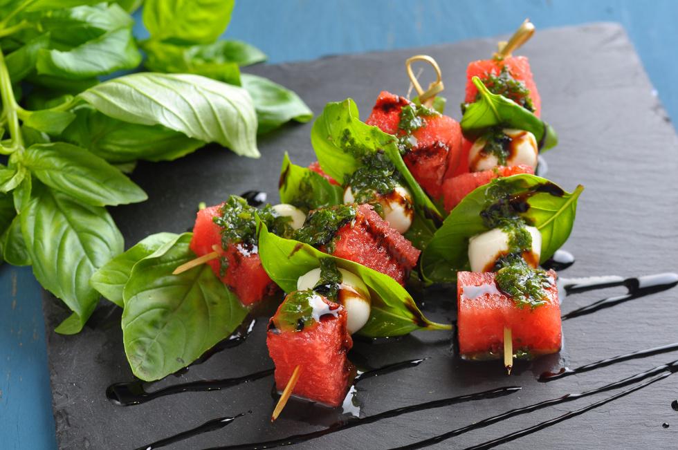 5 способов приготовить... арбуз! закуски,кулинария,рецепты,салаты