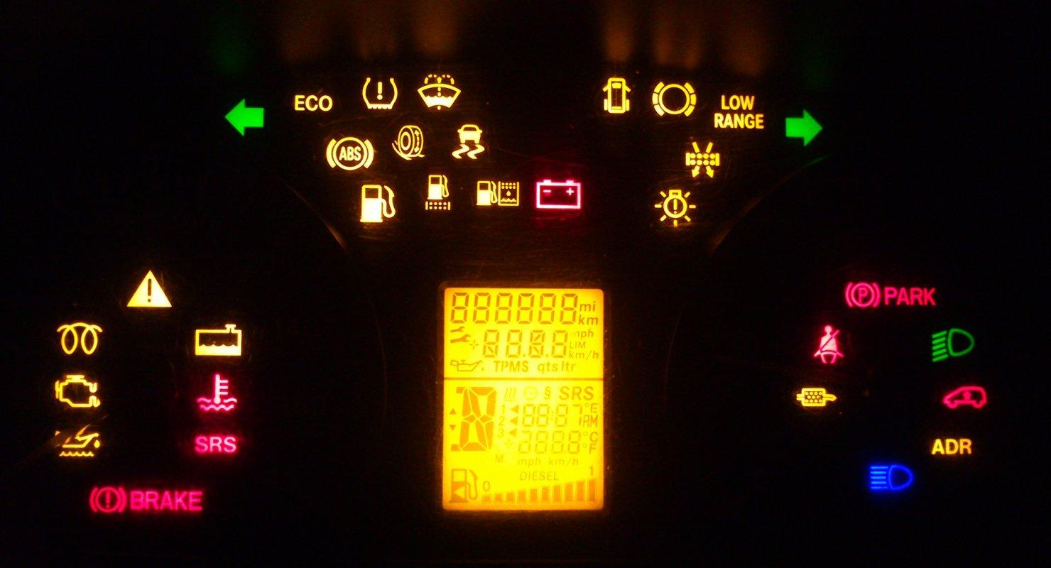 Контрольная лампа не исчезает после устранения неисправности — как убрать Автомобили