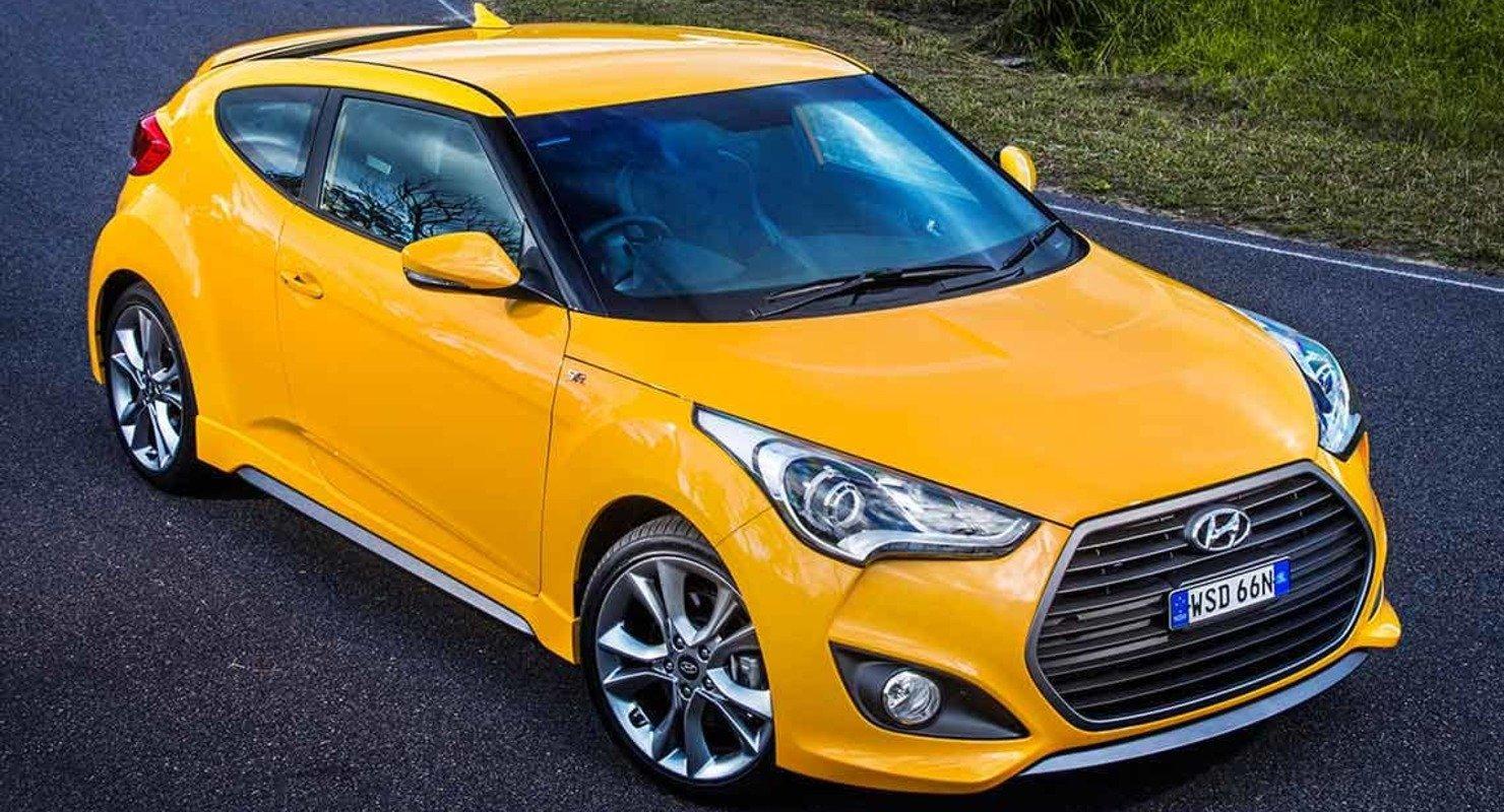 Впечатлять, не обгоняя: Hyundai Veloster Автомобили