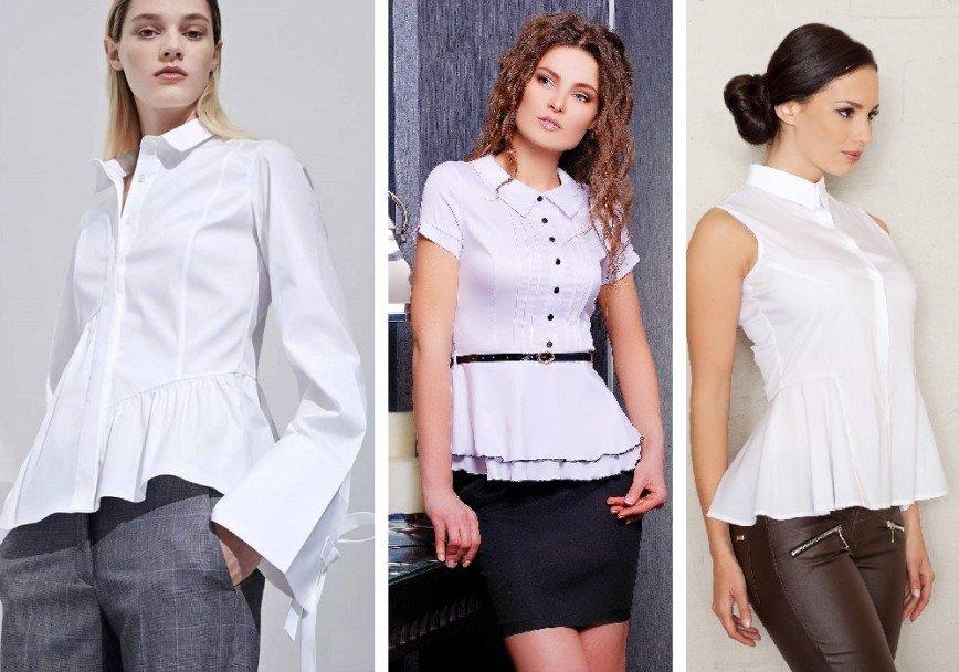 Базовый гардероб: 5 белых блузок, которые никогда не выйдут из моды