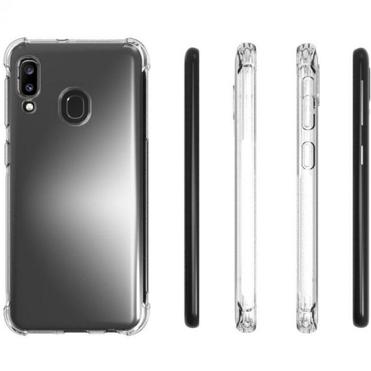 Недорогой смартфон Samsung Galaxy A20e появился на рендерах новости,смартфон,статья