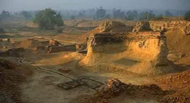 Ученый уверяет, что исследовал в Африке древний город Аннунаков