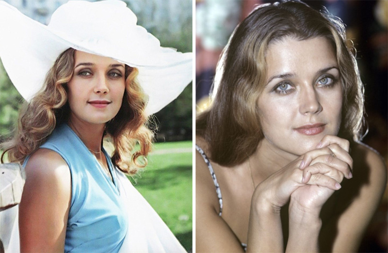 Секреты красоты Ирины Алферовой