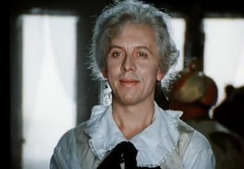 Моцарт («Маленькие трагедии») Валерии Золотухин, актер, дом кино, кино, ролы, фильм