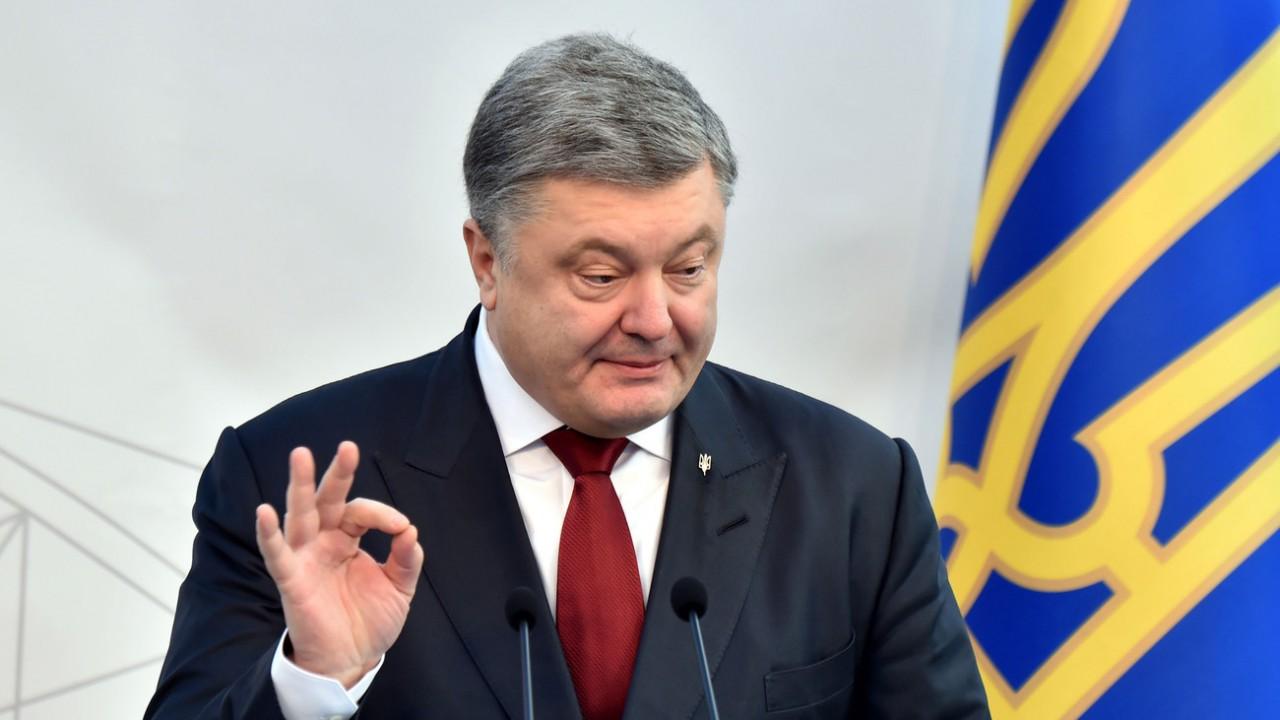 Новости Украины: работой Порошенко недовольны 82% украинцев