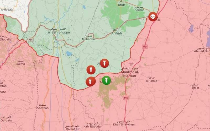 ВКС наращивают удары по боевикам, зачищая протурецкие силы в Сирии Новости