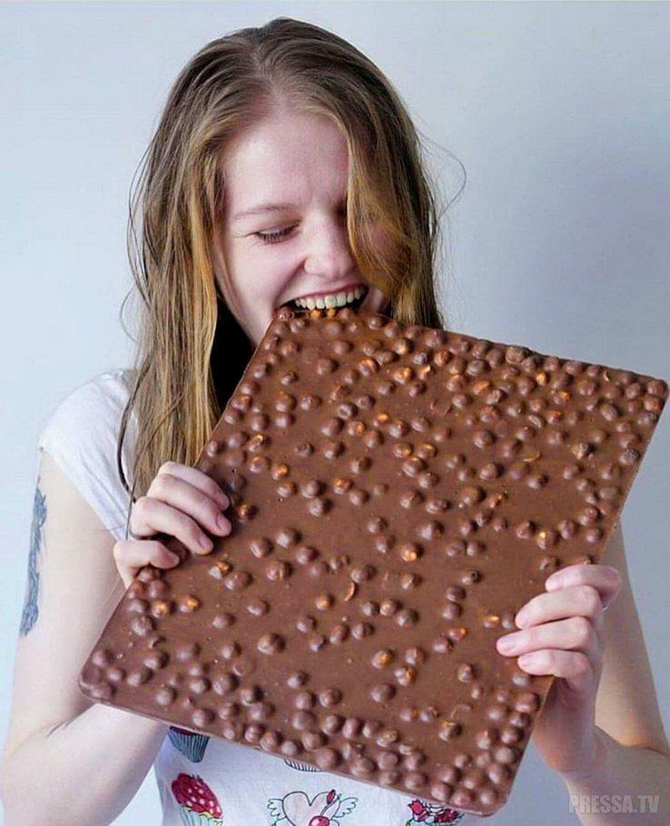 Прикольный картинки с шоколадом, красивых открыток день