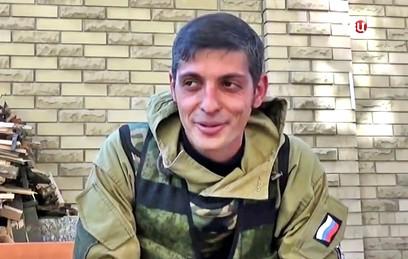 В ДНР по горячим следам вышли на подозреваемых в убийстве Гиви
