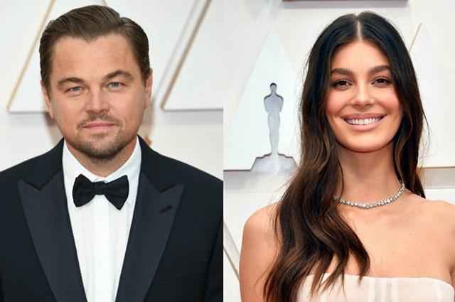 """Леонардо ДиКаприо впервые за много лет посетил """"Оскар"""" не с мамой, а вместе со своей девушкой"""