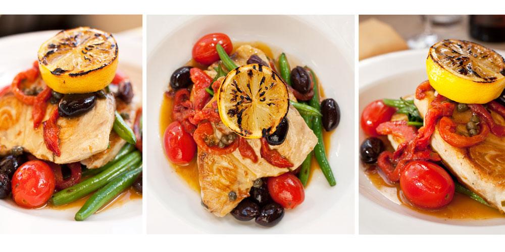 Как фотографировать блюда
