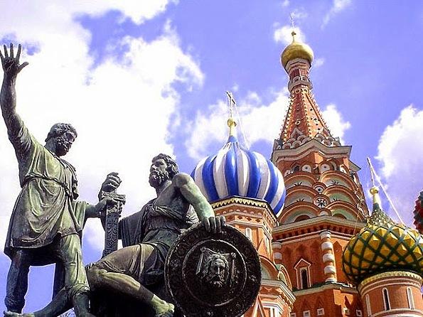 Национальная идея России – преодоление преград. Лишь дай нам нужного пинка!