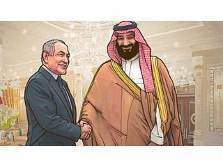 Союз с монархиями Персидского залива или последний подарок Трампа Израилю геополитика
