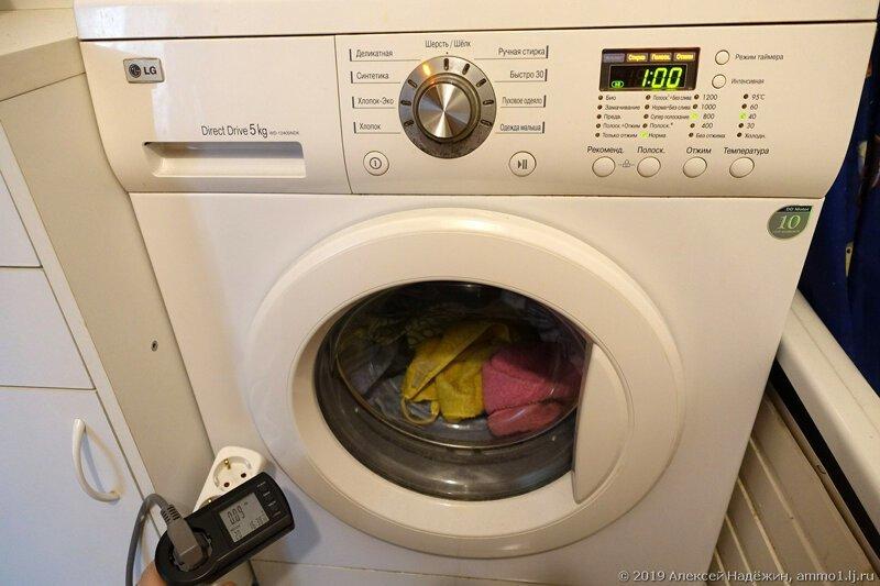 Сколько потребляет стиральная машина и стоит ли экономить потребляет, стиральная машина, экономить