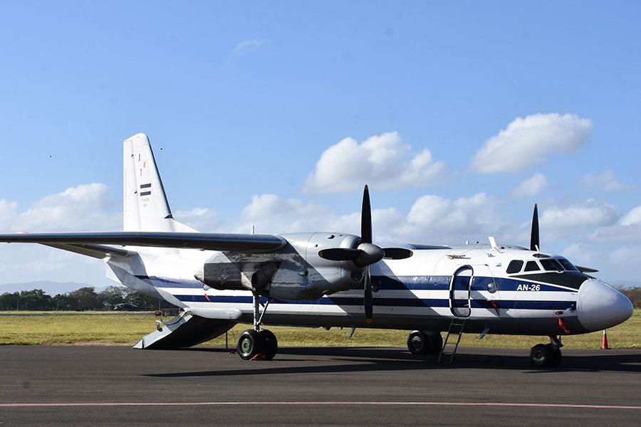 Россия передала Никарагуа два самолета Ан-26