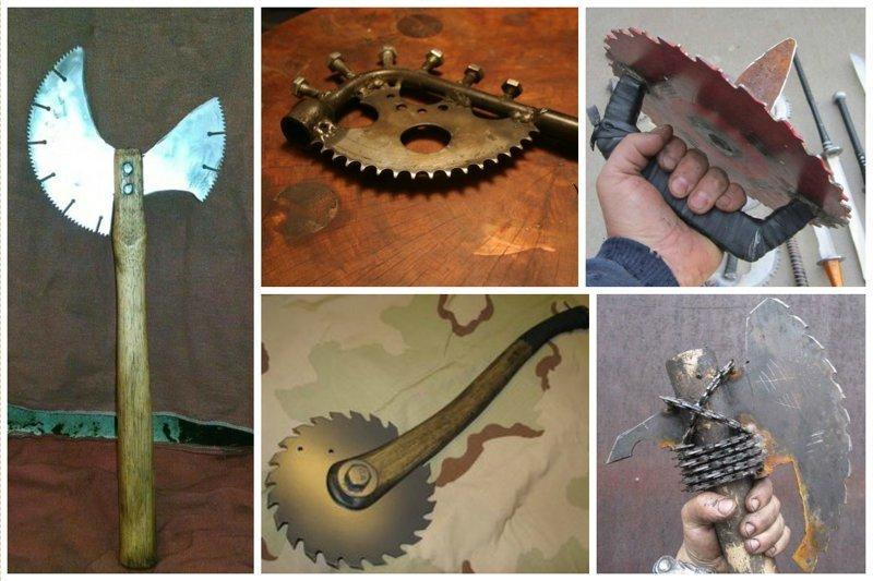 Апокалипсис и защита - вооружен и очень опасен Фабрика идей, апокалипсис, всячина, оружие, придумают же