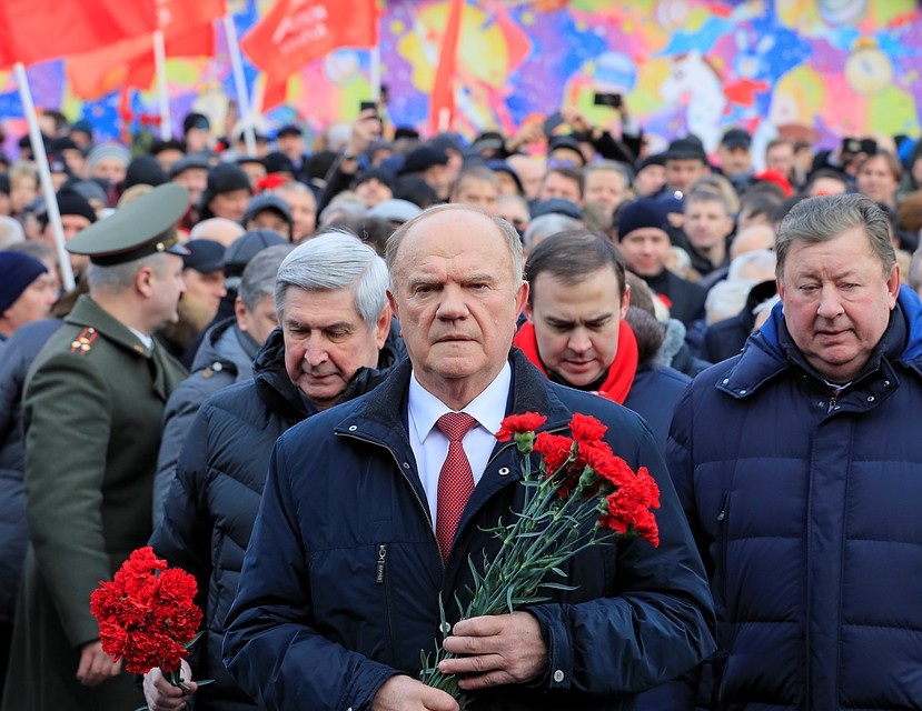 Как страна отметила фальшивый юбилей Сталина