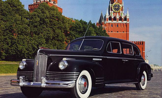 Лимузин Сталина: крепость на колесах