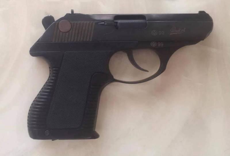 Шедевры рекламы: объявление о продаже пистолета ПСМ оружие