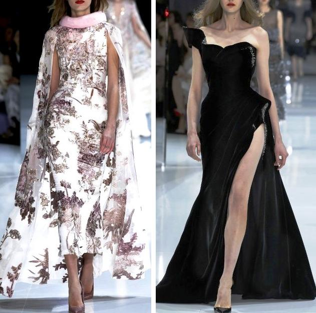 Ralph & Russo Haute Couture весна-лето 2018 — сплошной восторг и вдохновение!