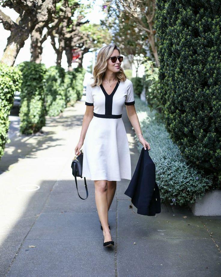 Какое офисное платье выбрать: яркие примеры и основные
