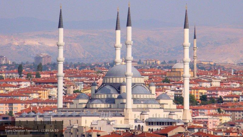 Турецкий МИД назвал причину начала военной операции в Сирии