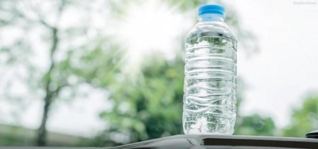 Может ли от бутылки с водой возникнуть пожар в машине