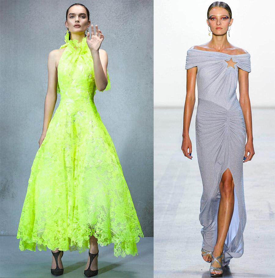 Праздничные платья 2019 года