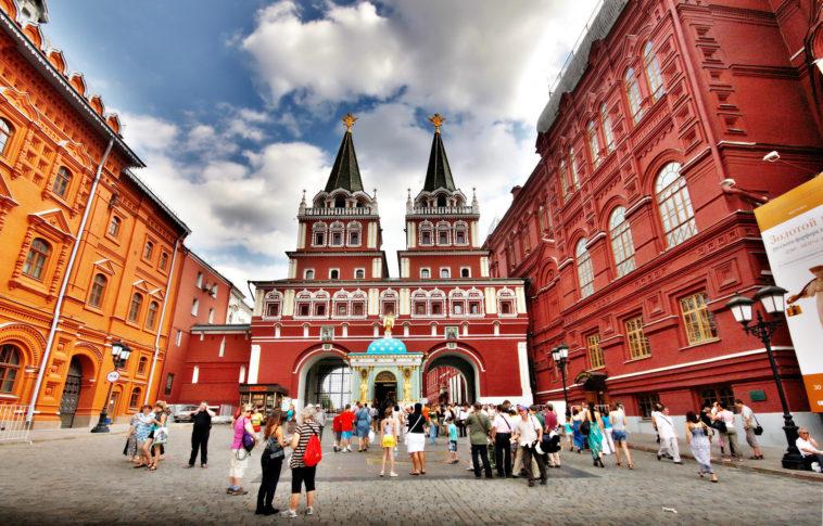 Китай-город в центре Москвы: откуда берет начало такое интересное для России название?