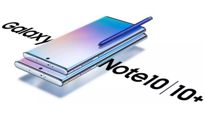 Стартовали российские продажи «короля больших флагманов» — смартфона Samsung Galaxy Note 10 новости,смартфон,статья