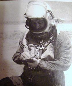 Как я летал за Пауэрса   Из воспоминаний советского летчика-истребителя