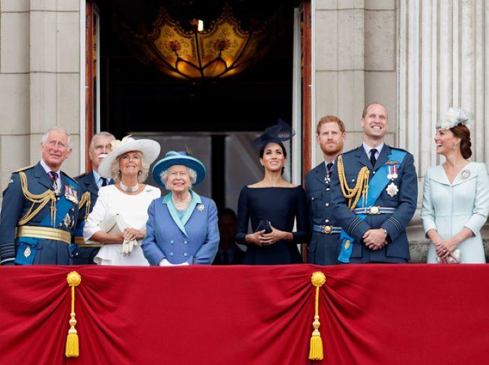 Откуда берут средства на жизнь члены королевской британской семьи