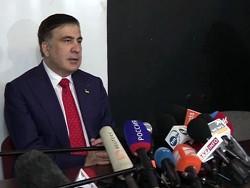 Саакашвили назвал Порошенко …