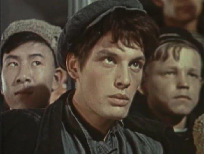 Кадр из фильма *Павел Корчагин*, 1956   Фото: kino-teatr.ru