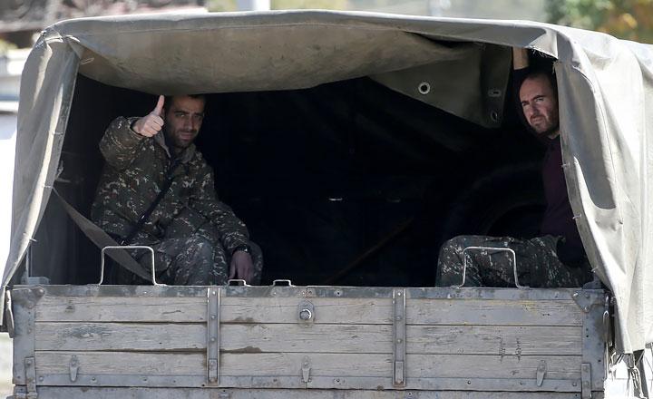 Торговля войной: Спекуляции Пашиняна бьют по России геополитика