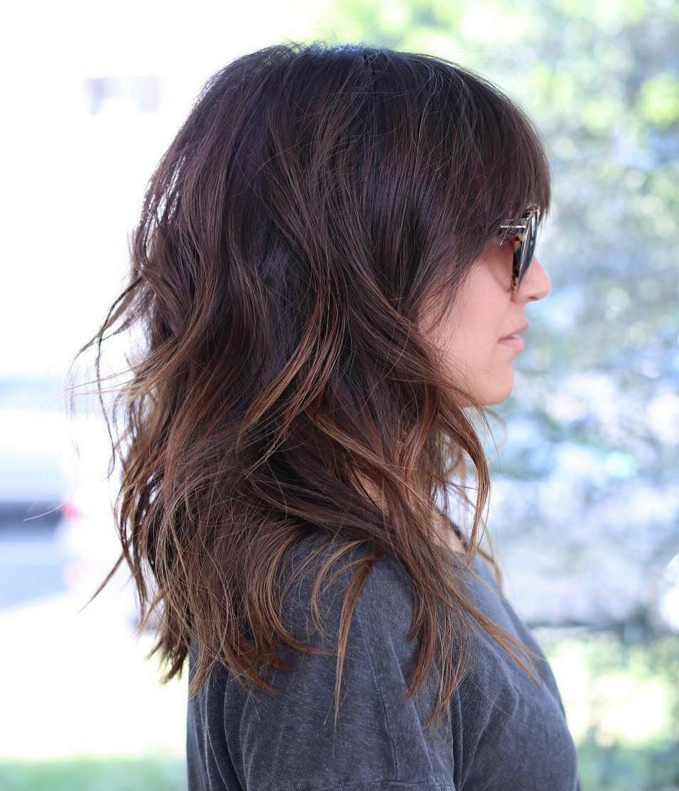 Градуированный каскад: 14 идей с любимой стрижкой всех женщин волосы,красота,мода и красота,прически,стрижки