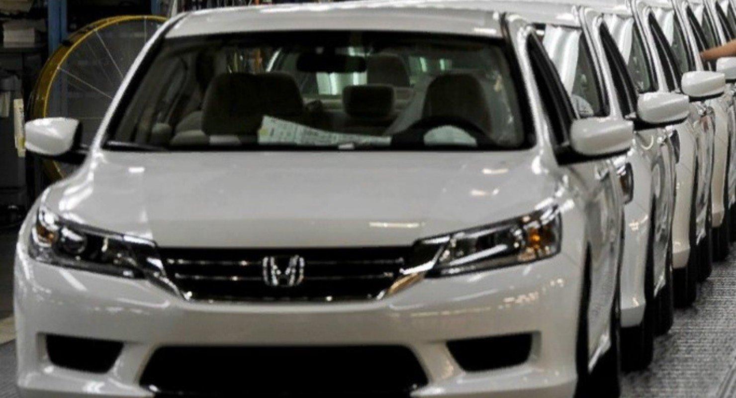 Honda приостановила выпуск автомобилей в США и Канаде Автобизнес