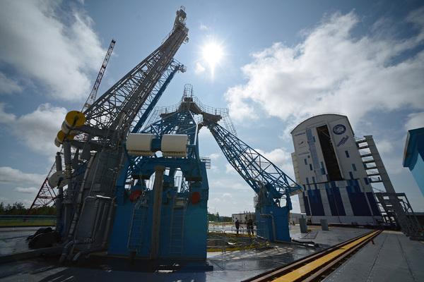 От строительства космодрома «Восточный» отказались все подрядчики