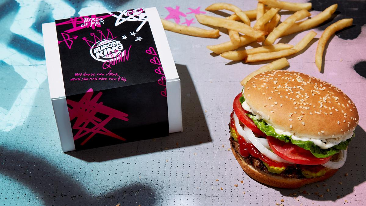 «Бургер Кинг» в США подарит бесплатные бургеры в День влюблённых. Но для этого нужен бывший