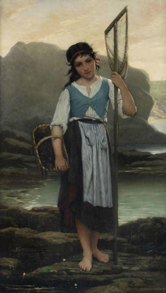 художник Альфред Гийу (Alfred Guillou) картины – 11