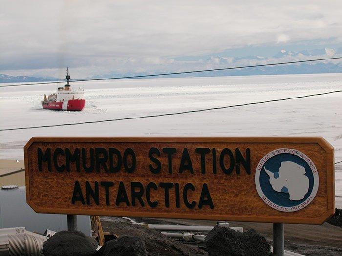 Антарктида не принадлежит ни к одной из временных зон Антарктика, антарктида, интересно, ледяной континент, познавательно, секреты Антарктики, удивительно, факты