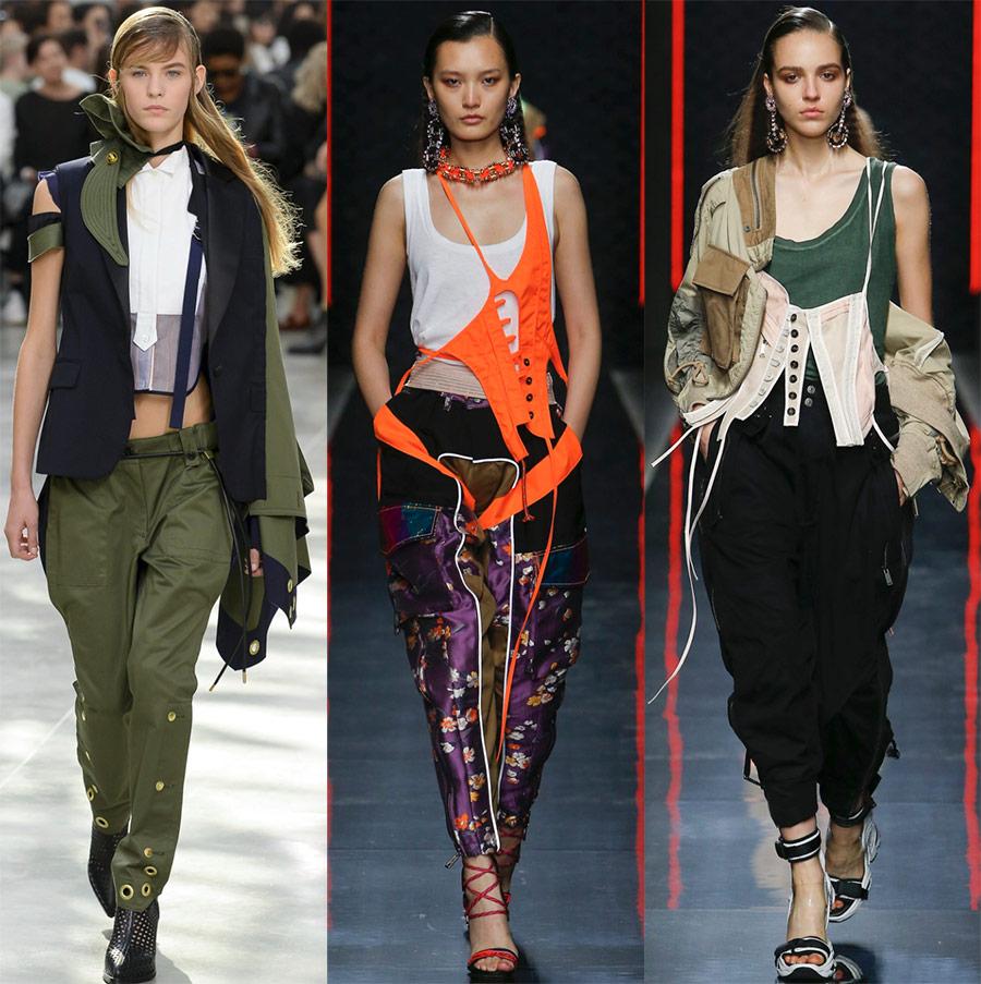 Модная тенденция 2019