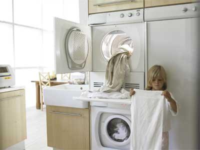 ПОНЕДЕЛЬНИК — ДЕНЬ СОВЕТОВ. Сушим вещи в сушильной машине