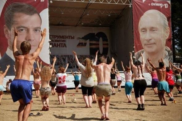Дмитрий Ольшанский. Два типа госустройства: мафия и секта