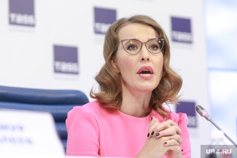 Фиг с ним с президентством: Собчак рассказала избирателям о своих губернаторских амбициях