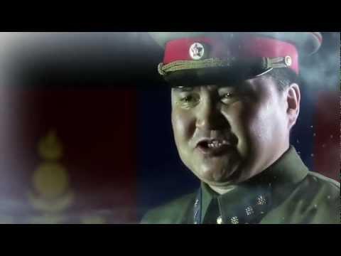 Сегодня День Монгольского солдата