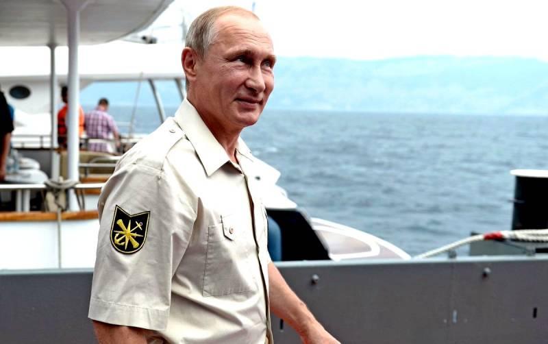 Реакция США на визит Путина в Крым насмешила МИД